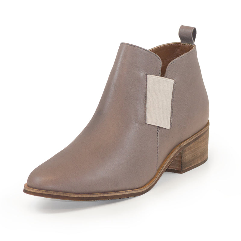 Middleton, grey boots, womens boots | Charleston Shoe Company