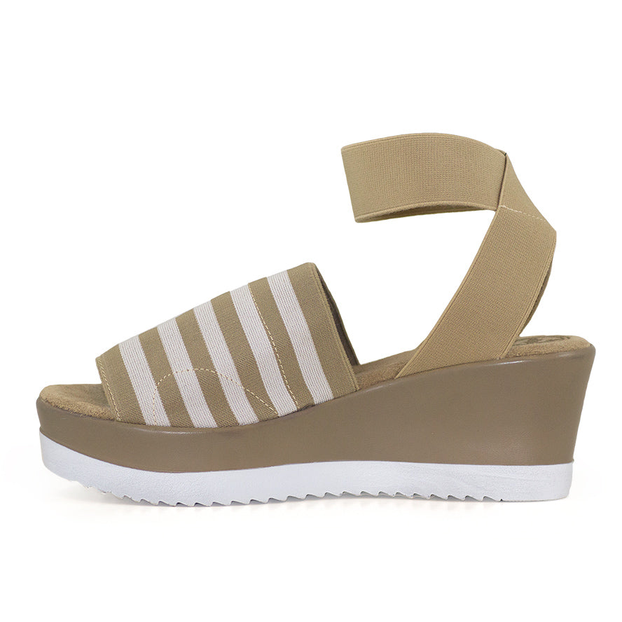 Palm, platform wedges, wedges shoes | Charleston Shoe Company