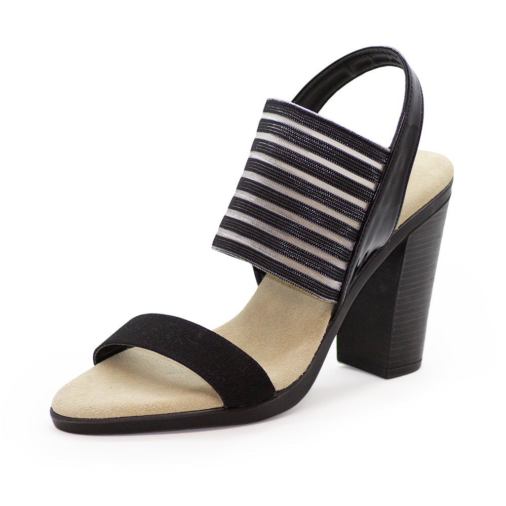 Tribeca, black heels, comfortable heels | Charleston Shoe Company