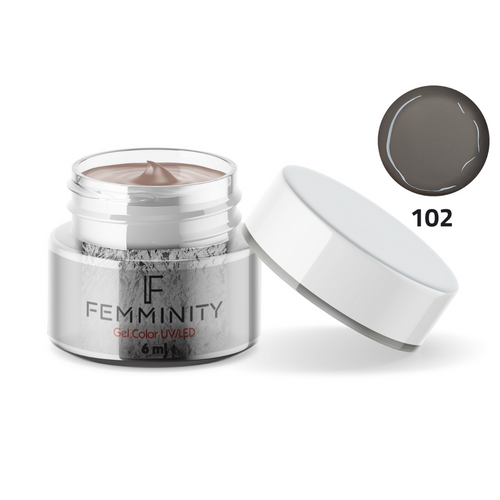 Gel color F102 - Femminity