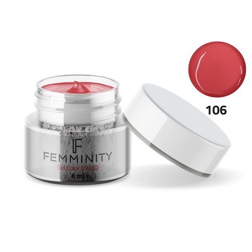 Gel color F106 - Femminity