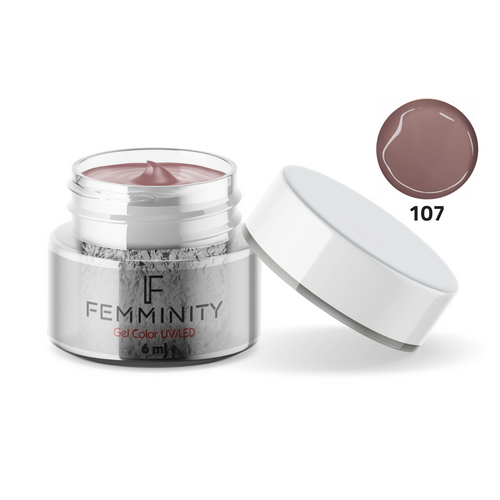 Gel color F107 - Femminity