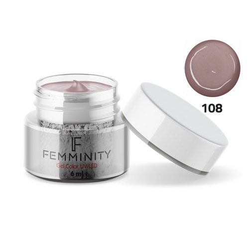 Gel color F108 - Femminity