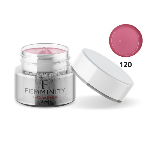 Gel color F120 - Femminity