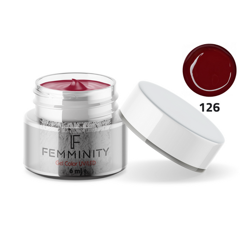 Gel color F126 - Femminity