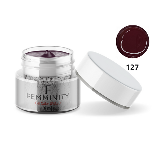 Gel color F127 - Femminity