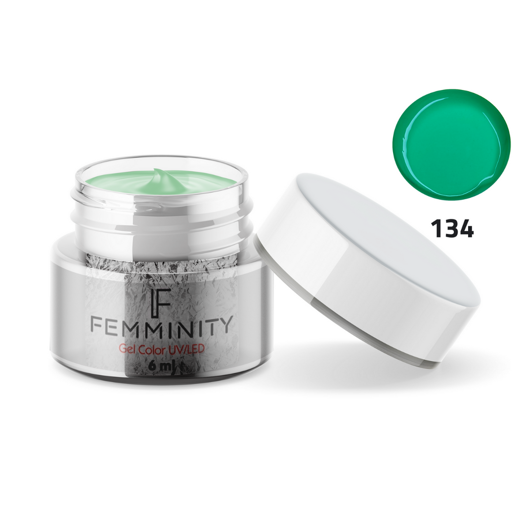 Gel color F134 - Femminity
