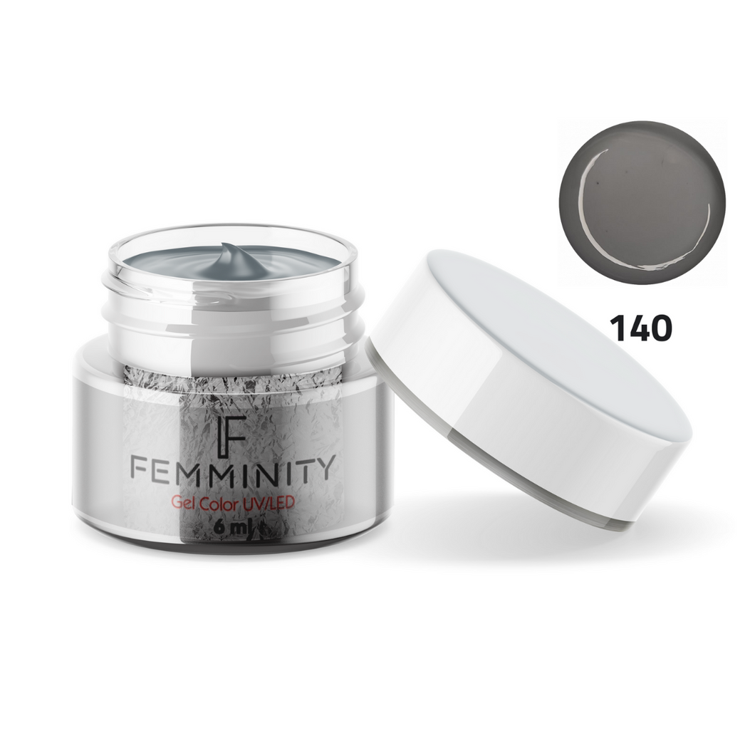 Gel color F140 - Femminity