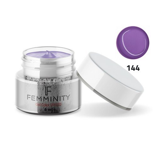 Gel color F144 - Femminity