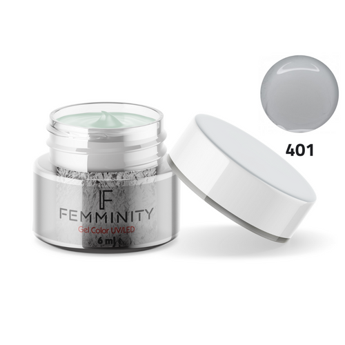 Gel color F401 - Femminity
