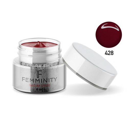 Gel color F428 - Femminity