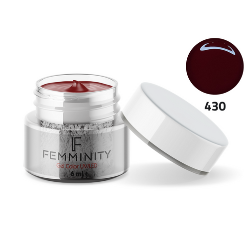 Gel color F430 - Femminity