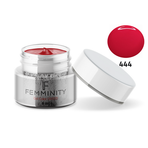 Gel color F444 - Femminity