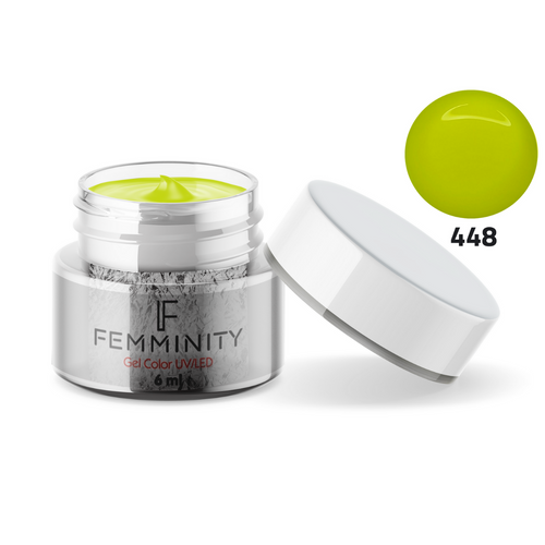 Gel color F448 - Femminity