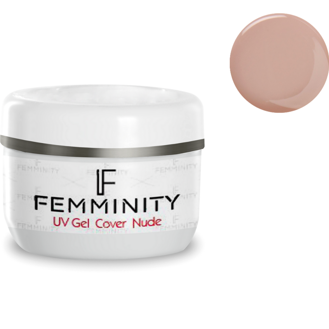 Cover Nude 15ml - Femminity