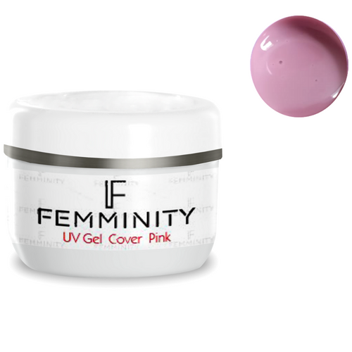 Cover Pink 15ml - Femminity