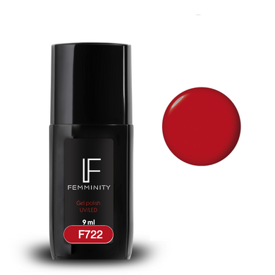 Oje semipermanente F722 9ml - Femminity