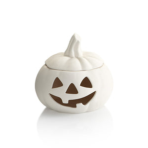 "Small Jack-O-Lantern Pumpkin will be sure to please adults and kids alike. 5.5"" X 5.5"""