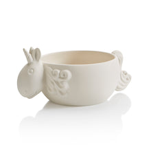 "Load image into Gallery viewer, 8.5"" Unicorn Bowl"