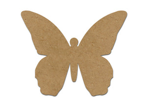 This medium butterfly shape makes mosaic and mixed media crafts easy. Add tiles, grout, paint, and more to create a one-of-a-kind creative masterpiece. This shape is made from high quality MDF board.  Project Tile Surface Area 29""
