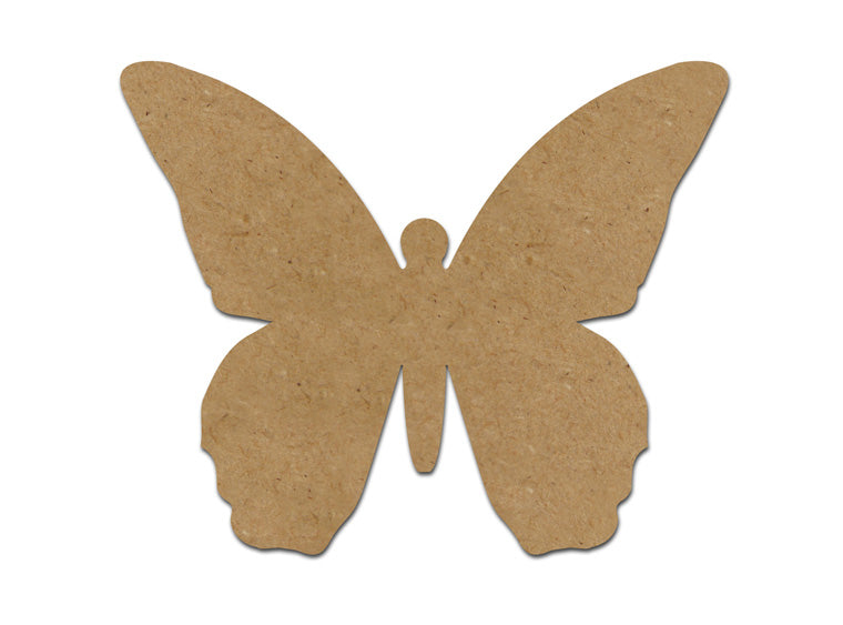 This medium butterfly shape makes mosaic and mixed media crafts easy. Add tiles, grout, paint, and more to create a one-of-a-kind creative masterpiece. This shape is made from high quality MDF board.  Project Tile Surface Area 29