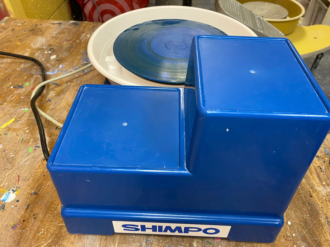 Shimpo Aspire Table Top Potter's Wheel