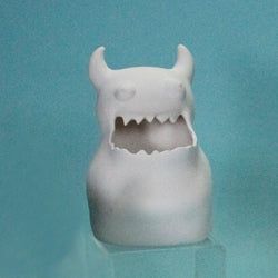 "6.75"" Baron von Underbite Pencil Holder"