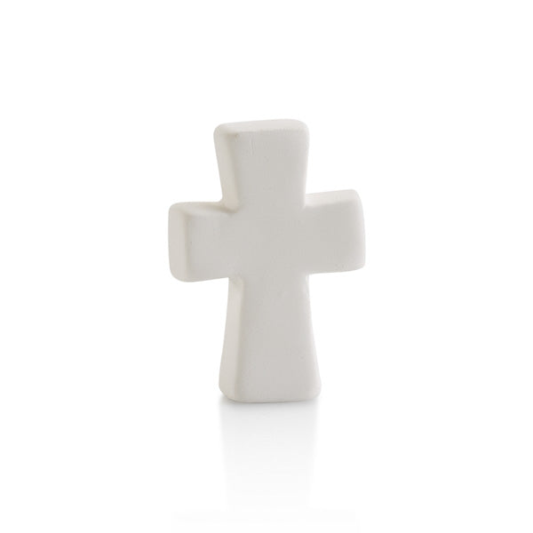 Our Ceramic Cross Tiny Topper is the cutest addition to any box, plate, platter, or more!  Perfect for holidays, seasons, occasions, and that extra little touch that makes all the difference.  Also paint them by themselves attached to corks, magnets, gift boxes, and more!