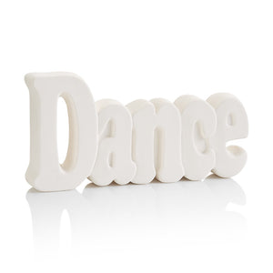 "8.25"" Dance Plaque"