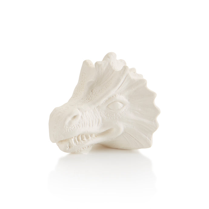 This cool Ceramic Dragon Tiny Topper is sure to be a hit with fans of Dungeons & Dragons, Game of Thrones, Harry Potter, etc. Tiny Toppers are perfect on top of a box, plate, platter, or more!  They're that extra little touch that makes all the difference. Also paint them by themselves attached to corks, magnets or gift boxes.