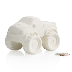 "7"" Monster Truck Bank"