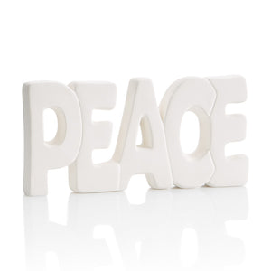 "8.5"" Peace Plaque"