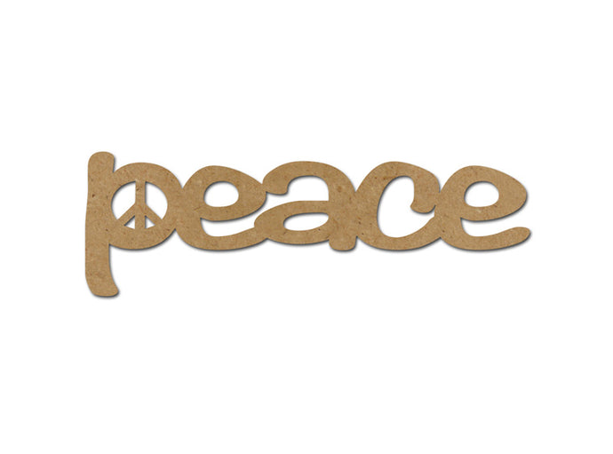 This Peace Shape makes mosaic and mixed media crafts easy. Add tiles, grout, paint, and more to create a one-of-a-kind creative masterpiece. This mosaic plaque is made from high quality MDF board.  Project Tile Surface Area 19