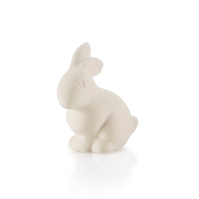 Our Rabbit Topper pottery painting piece is the cutest addition to any box, plate, platter or more!  Perfect for Easter, Spring or other occasion.