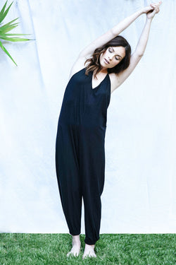 The Bianca Jumpsuit (Black)
