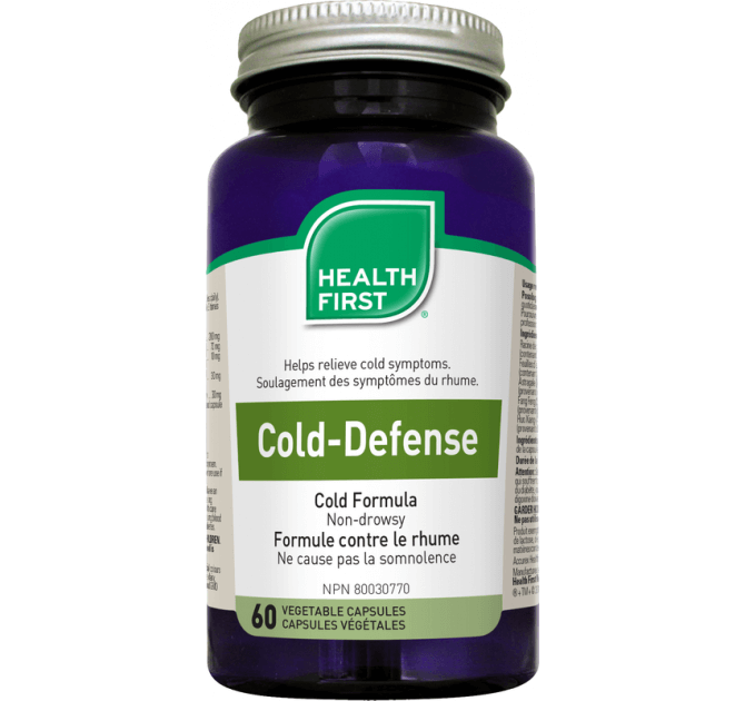 Health First Cold Defense - herbesthealth