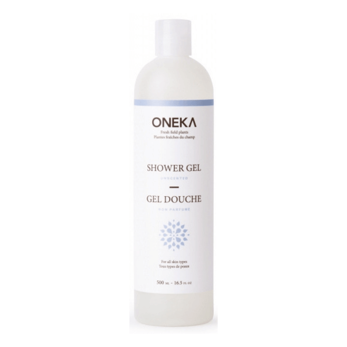 Oneka Unscented Shower Gel - herbesthealth