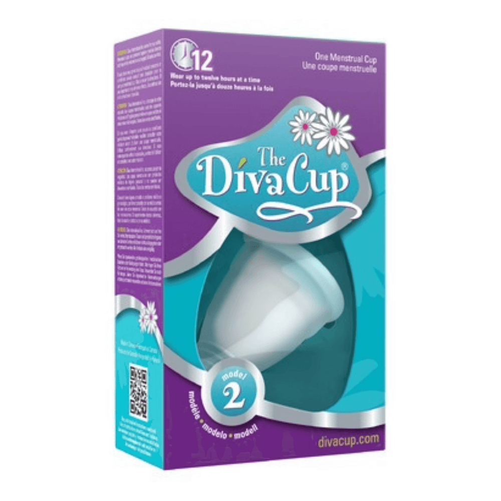 The DivaCup Model 2 - herbesthealth