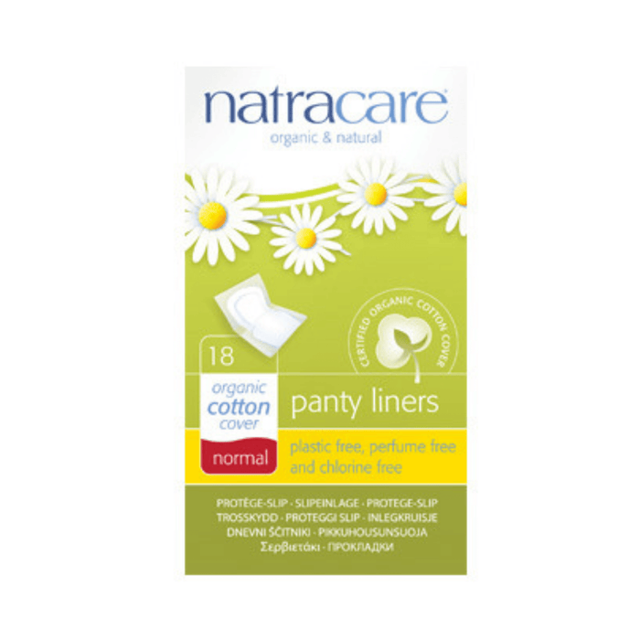Natracare Normal Panty Liners - herbesthealth