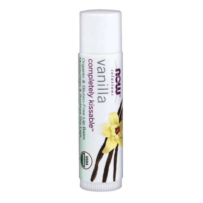 Now Foods Completely Kissable Lip Balm - herbesthealth