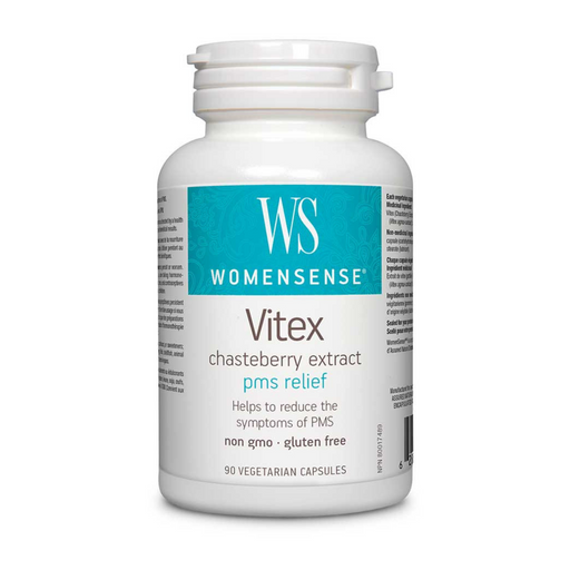 Womensense Vitex (chasteberry extract) - herbesthealth