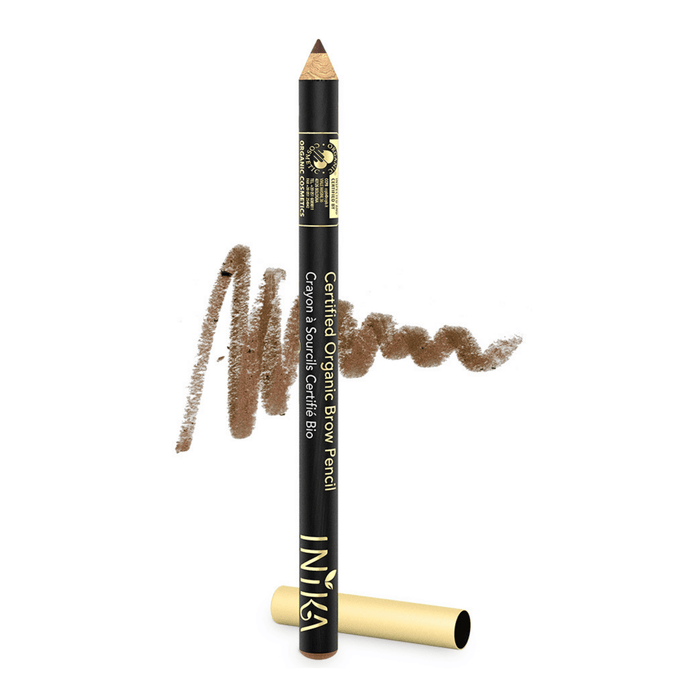Inika Certified Organic Brow Pencil - herbesthealth