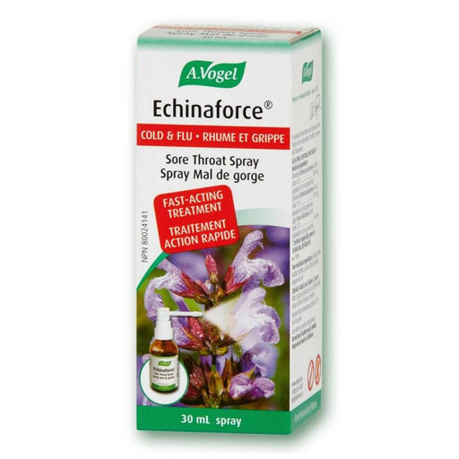 A. Vogel Echinaforce Sore Throat Spray 30ml - herbesthealth