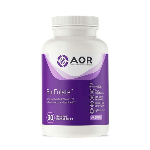 AOR BioFolate - herbesthealth