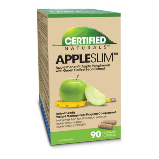 Certified Naturals Apple Slim 90 V-Caps
