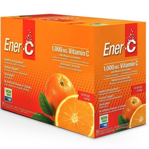 Ener C 1000 mg Vitamin C Orange - herbesthealth