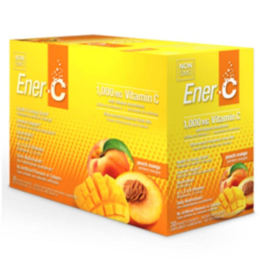 Ener C 1000 mg Vitamin C Peach Mango - herbesthealth