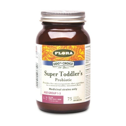 Flora Toddlers Probiotic Powder 75 g - herbesthealth