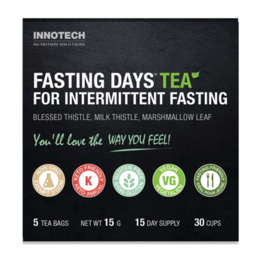 Innotech Fasting Days Tea 5 Tea Bags