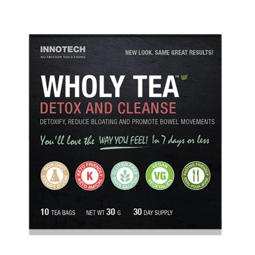 Innotech Wholy Tea Detox and Cleanse